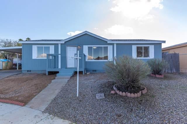 1121 E Park Estates Circle, Tucson, AZ 85706 (#22001186) :: Long Realty Company