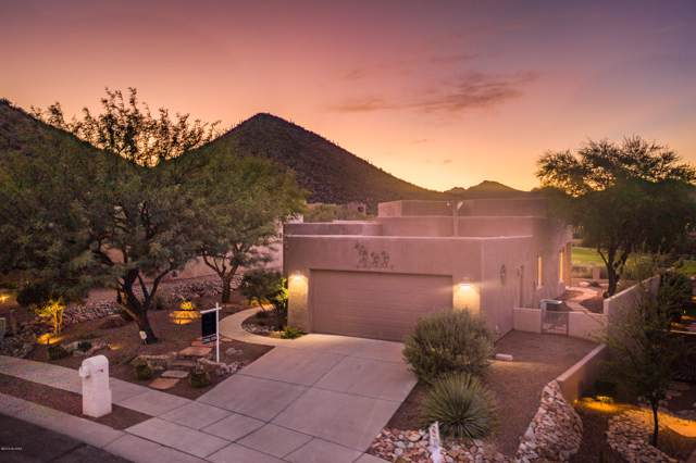 1362 S Lost Starr Drive, Tucson, AZ 85745 (#22001222) :: Long Realty - The Vallee Gold Team