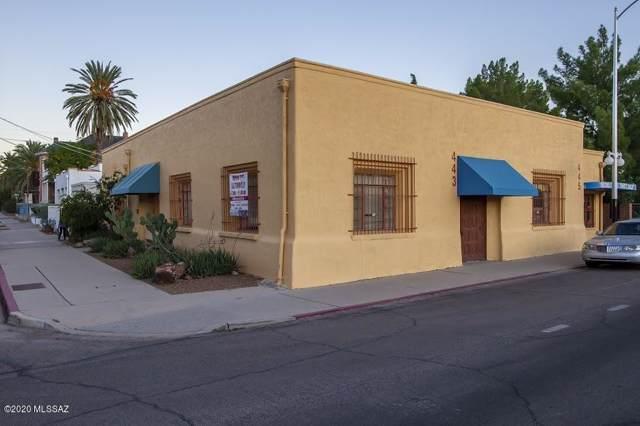 443 S Stone Avenue, Tucson, AZ 85701 (#22001224) :: Long Realty Company