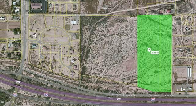 1626 E Ramsey Road, Benson, AZ 85602 (#22001244) :: Long Realty - The Vallee Gold Team