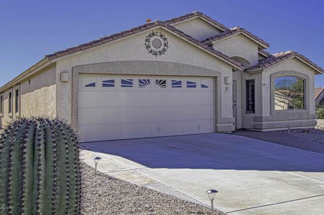 5541 W Painted Cliff Drive, Marana, AZ 85658 (#22001260) :: Long Realty - The Vallee Gold Team