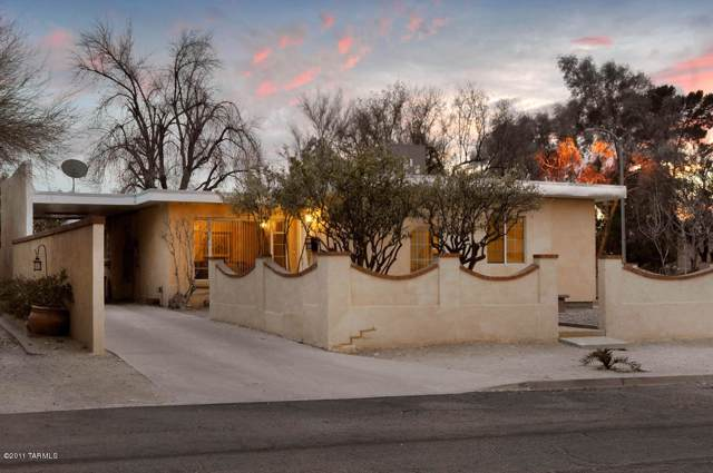 2802 E 1St Street, Tucson, AZ 85716 (#22001271) :: Long Realty - The Vallee Gold Team