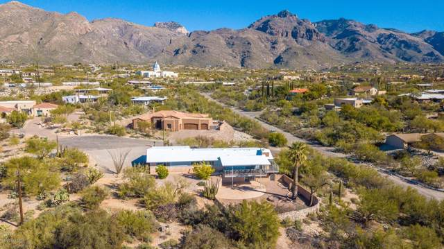 7035 N Skyway Drive, Tucson, AZ 85718 (#22001281) :: Long Realty - The Vallee Gold Team