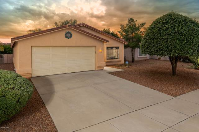 6591 W Blythe Place, Tucson, AZ 85743 (#22001285) :: Long Realty - The Vallee Gold Team