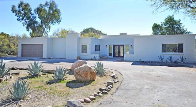 8180 E Rawhide Trail, Tucson, AZ 85750 (#22001301) :: Long Realty - The Vallee Gold Team