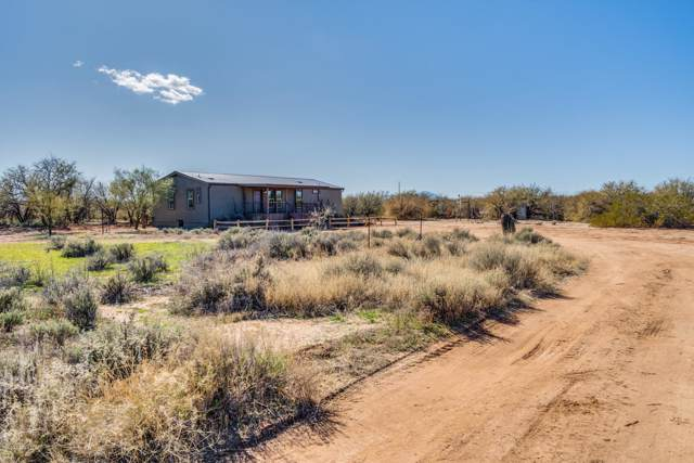 4910 S Snyder Hill Place S, Tucson, AZ 85735 (#22001307) :: Long Realty - The Vallee Gold Team