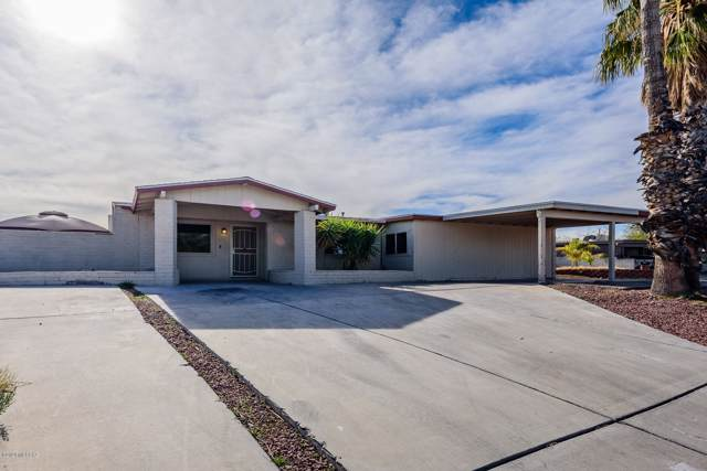 3117 W Paseo De Las Aves, Tucson, AZ 85746 (#22001312) :: Long Realty - The Vallee Gold Team