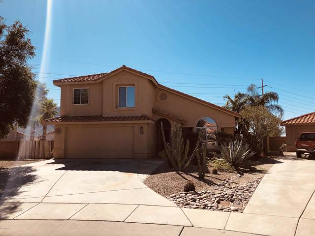 685 W Calle Alta Loma, Tucson, AZ 85737 (#22001331) :: Long Realty - The Vallee Gold Team