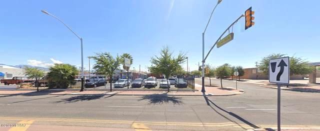 947 S 6Th Avenue, Tucson, AZ 85701 (#22001363) :: The Josh Berkley Team