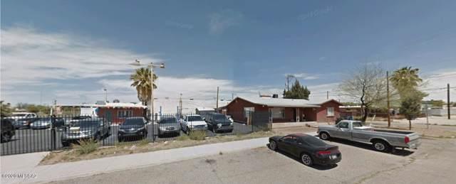 123 E 20Th Street, Tucson, AZ 85701 (#22001382) :: Long Realty - The Vallee Gold Team