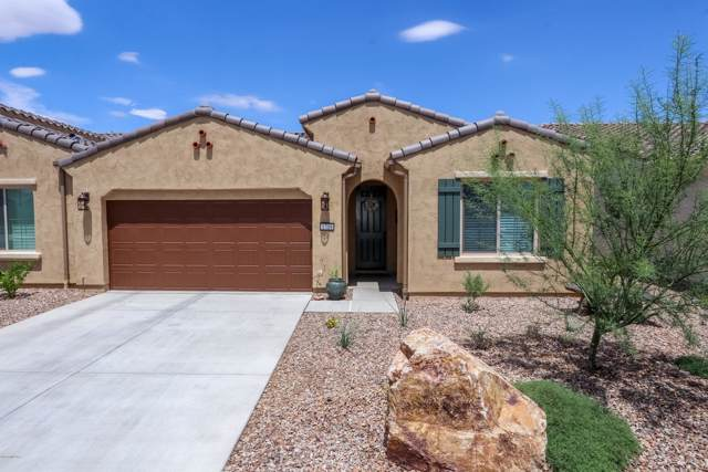 1709 E Sage Thrasher Drive, Green Valley, AZ 85614 (#22001391) :: Long Realty - The Vallee Gold Team