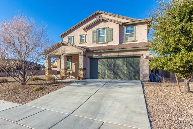 10463 S Cutting Horse Drive, Vail, AZ 85641 (#22001399) :: Long Realty - The Vallee Gold Team