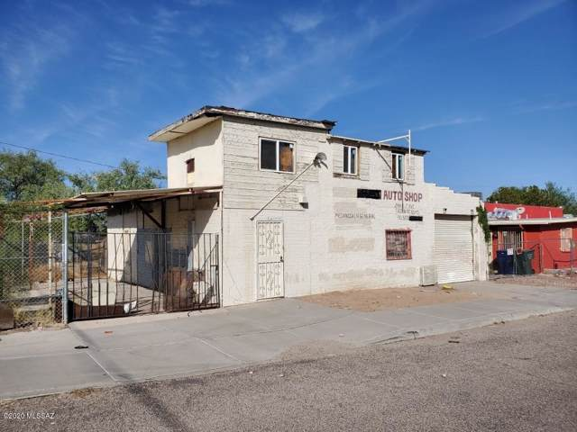2414 S 7Th Avenue, Tucson, AZ 85713 (#22001416) :: Long Realty Company