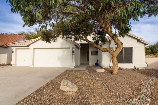 7535 E Placita De La Poesia, Tucson, AZ 85750 (#22001427) :: Long Realty - The Vallee Gold Team