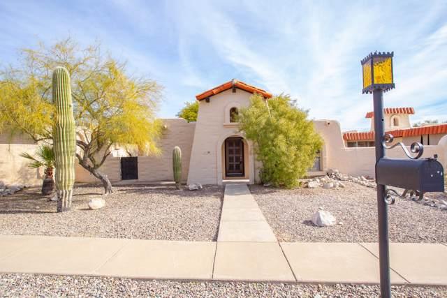 810 N Camino Santiago #52, Tucson, AZ 85745 (#22001428) :: Long Realty - The Vallee Gold Team