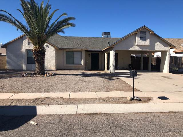 7152 S Dooley Drive, Tucson, AZ 85746 (#22001430) :: Long Realty - The Vallee Gold Team