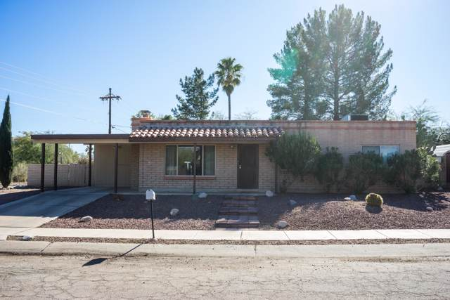 7460 E Calle Merida, Tucson, AZ 85710 (#22001452) :: Long Realty - The Vallee Gold Team