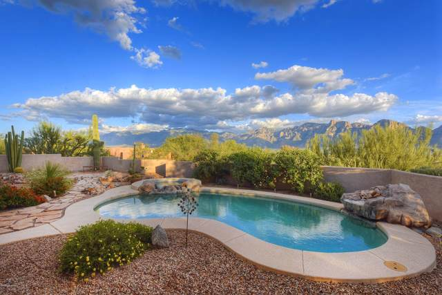 487 W Coyote Moon Place, Oro Valley, AZ 85755 (#22001458) :: Long Realty - The Vallee Gold Team
