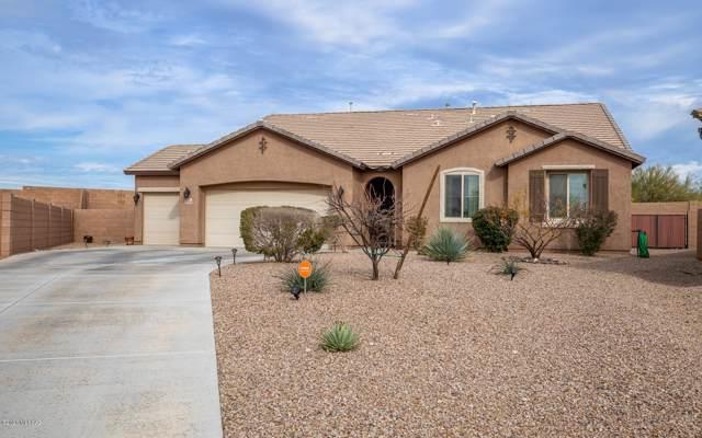 11086 W Copper Field Street, Marana, AZ 85658 (#22001461) :: The Josh Berkley Team