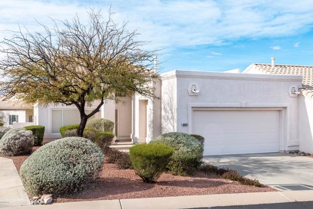 10983 N Pebble Way, Tucson, AZ 85737 (#22001468) :: Long Realty - The Vallee Gold Team