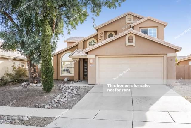 6747 W Alegria Drive, Tucson, AZ 85743 (#22001475) :: Long Realty - The Vallee Gold Team