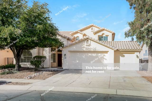 8371 N Mammoth Drive, Tucson, AZ 85743 (#22001481) :: Long Realty - The Vallee Gold Team