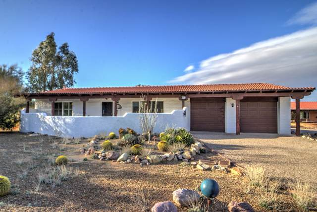632 S Fremont Circle, Green Valley, AZ 85614 (#22001490) :: Long Realty - The Vallee Gold Team