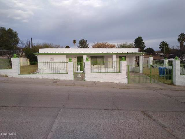 2348 N Calle Piedras Negras, Nogales, AZ 85621 (#22001491) :: Long Realty - The Vallee Gold Team