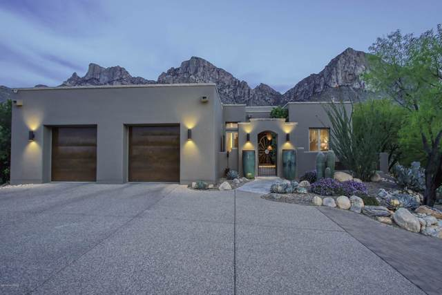 10250 N Cliff Dweller Place, Oro Valley, AZ 85737 (#22001517) :: Long Realty Company