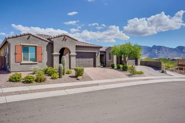 1025 W Lark Bunting Lane, Oro Valley, AZ 85755 (#22001537) :: Long Realty - The Vallee Gold Team