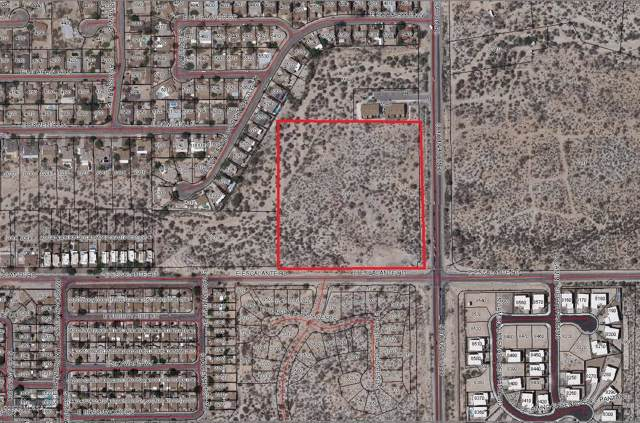 10200 E Escalante Road, Tucson, AZ 85730 (#22001540) :: Long Realty - The Vallee Gold Team