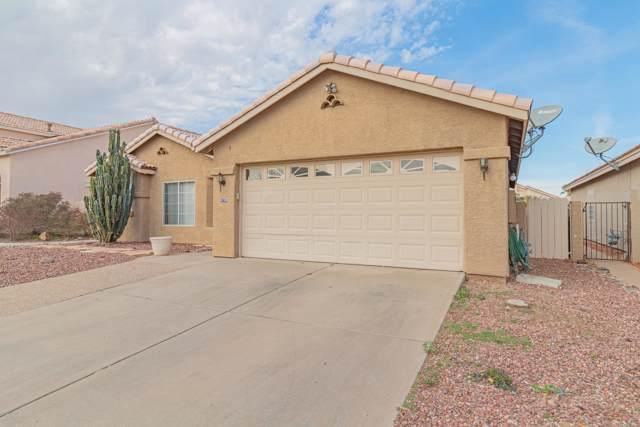 6730 W Nueva Vista Drive, Tucson, AZ 85743 (#22001545) :: Long Realty - The Vallee Gold Team