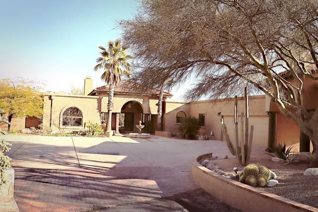 6260 E Placita El Vuelo, Tucson, AZ 85750 (#22001556) :: Long Realty - The Vallee Gold Team