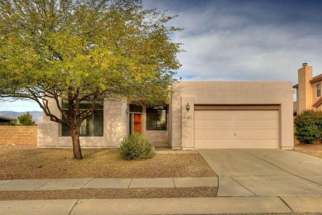 10941 E Desert Senna Drive, Tucson, AZ 85748 (#22001560) :: Long Realty - The Vallee Gold Team