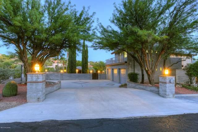 5060 N Apache Hills Trail, Tucson, AZ 85750 (#22001568) :: Long Realty - The Vallee Gold Team