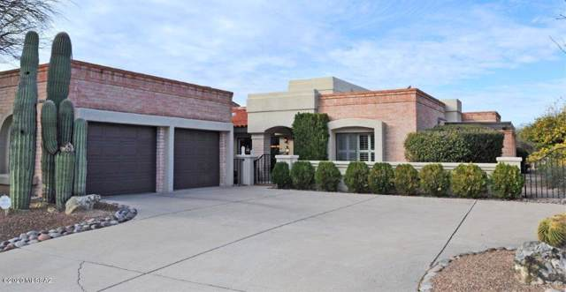 5421 N Paseo Soria, Tucson, AZ 85718 (#22001571) :: Long Realty - The Vallee Gold Team