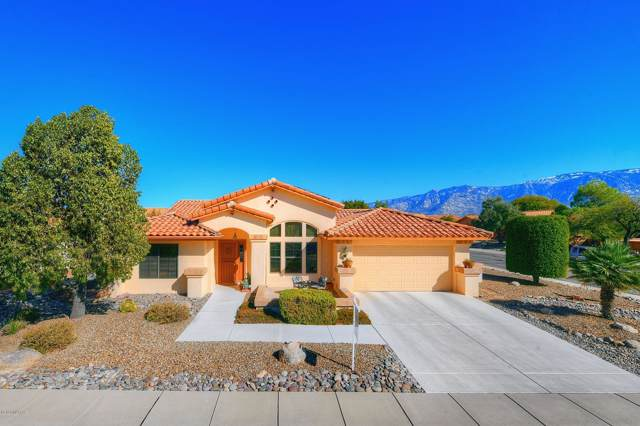 14450 N Crown Point Drive, Oro Valley, AZ 85755 (#22001577) :: Long Realty Company