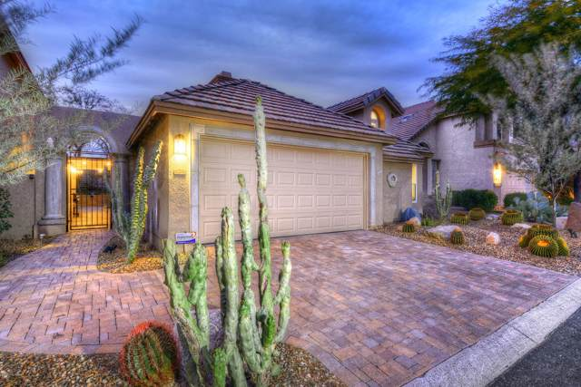 4074 E Via De La Tangara, Tucson, AZ 85718 (#22001578) :: Long Realty - The Vallee Gold Team