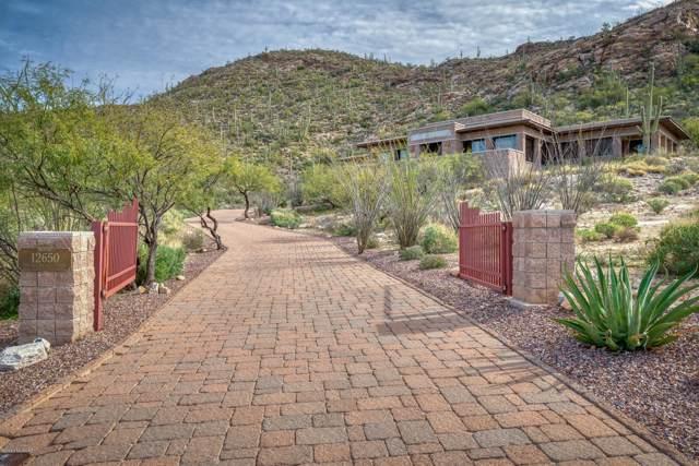 12650 E Thunderbird Trail, Tucson, AZ 85749 (#22001580) :: Long Realty - The Vallee Gold Team