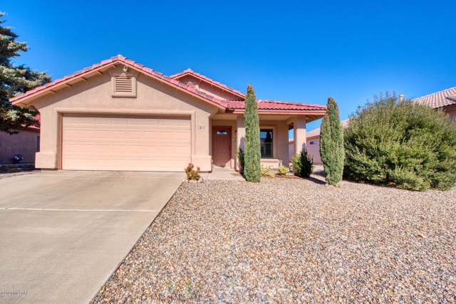 5357 Almosa Street, Sierra Vista, AZ 85635 (#22001589) :: The Josh Berkley Team