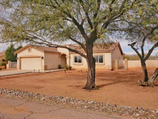 48 Circulo Verdugo, Rio Rico, AZ 85648 (#22001594) :: Long Realty - The Vallee Gold Team