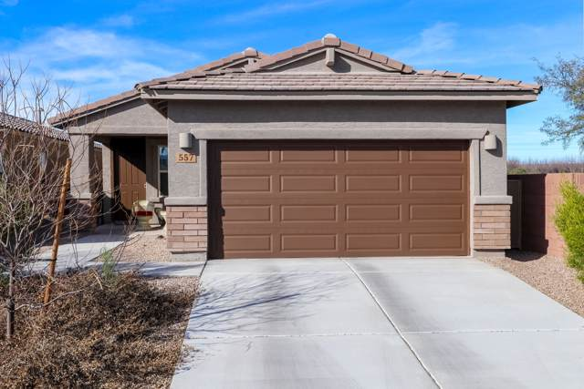 557 N Pecan Sweeper Lane, Green Valley, AZ 85614 (#22001602) :: Long Realty - The Vallee Gold Team