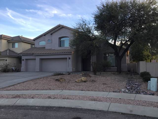 2216 N Quail Lake Place, Tucson, AZ 85749 (#22001619) :: Long Realty - The Vallee Gold Team