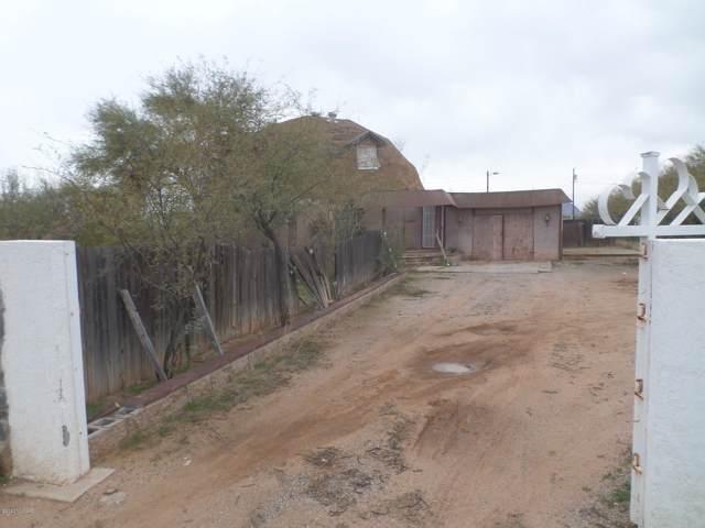 12461 N Flintlock Road, Marana, AZ 85653 (#22001620) :: Long Realty - The Vallee Gold Team