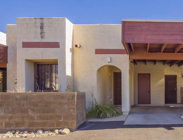 5878 N Placita De Las Lomitas, Tucson, AZ 85704 (#22001648) :: The Local Real Estate Group | Realty Executives