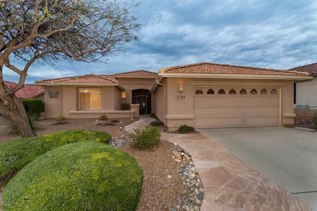 38306 S Lake Crest Drive, Tucson, AZ 85739 (#22001652) :: Long Realty - The Vallee Gold Team