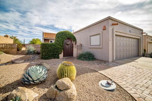 2921 S Placita Nublada, Green Valley, AZ 85622 (#22001660) :: Keller Williams