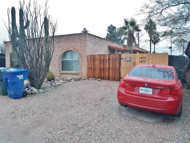 1675 E Prince Road, Tucson, AZ 85719 (#22001667) :: Long Realty - The Vallee Gold Team