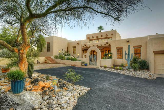 2640 E Camino La Brinca, Tucson, AZ 85718 (#22001673) :: Long Realty - The Vallee Gold Team
