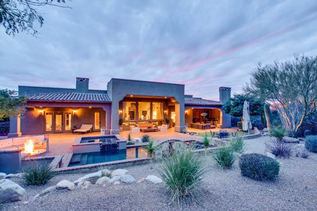 6831 N Skyway Drive, Tucson, AZ 85718 (#22001682) :: Long Realty - The Vallee Gold Team